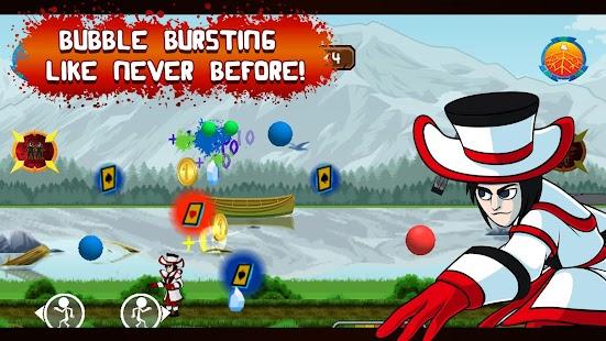 Bubble-Trouble-2D-Shoot-Pang 4