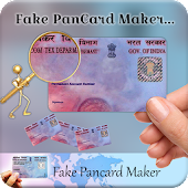 Fake Pan Card Maker(Prank App)