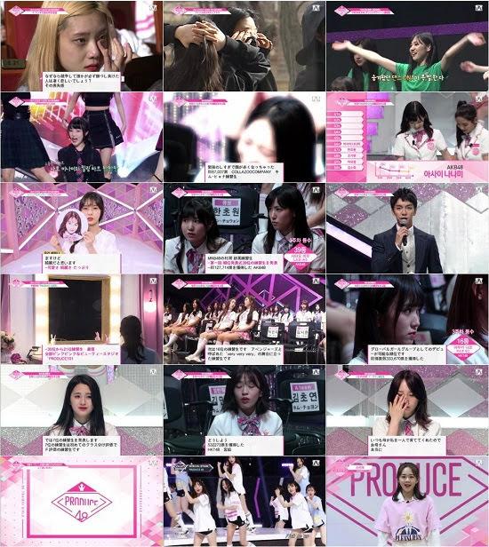 (TV-Variety)(720p+1080i) PRODUCE48 ep05 180713