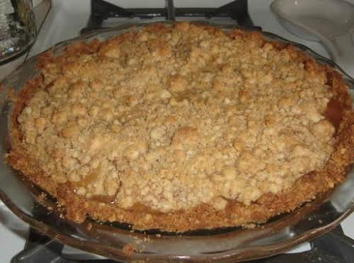 "Citrus Apple Pie ""Delicious! I didn't have oranges but I had some..."