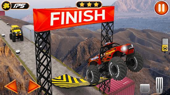 евро монстр грузовик симулятор 3D игры 2019 мод