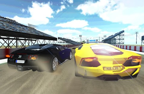 racing game- screenshot thumbnail
