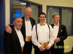Photo: Reg, Jim Steve and Reg