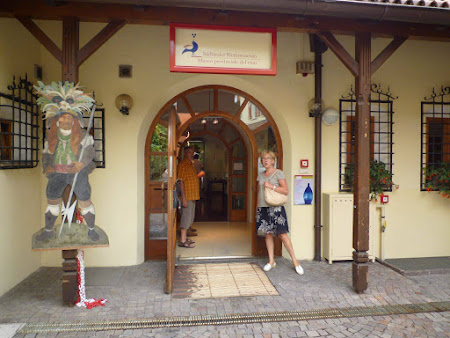 Collega's en vrienden wijnbouwers Italië Sud-Tirol & Abruzzo