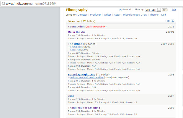 Easy IMDB Info