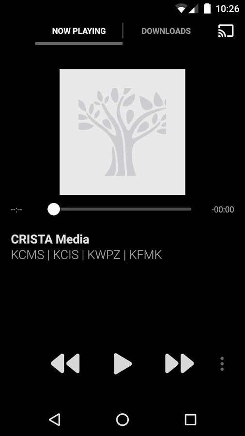 CRISTA Ministries- screenshot