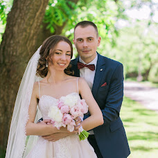 Wedding photographer Yuliya Lipnickaya (julylip). Photo of 11.06.2017
