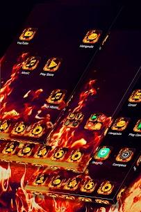 Fire Launcher Theme 1