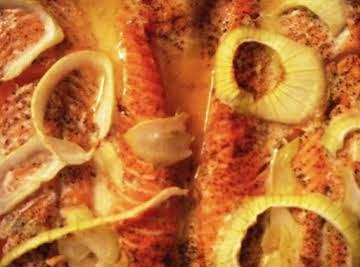 Simply Baked Northwest Salmon