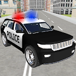 Police Traffic Racer Icon