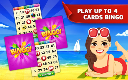 Tropical Beach Bingo World 7.5.0 screenshots 20