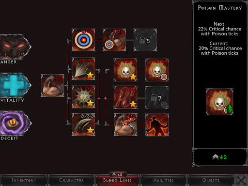Vampire's Fall: Origins RPG 1.7.146 screenshots 21