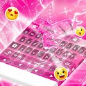 Electric Pink Keyboard icon