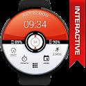 Pokeball Interactive WatchFace icon