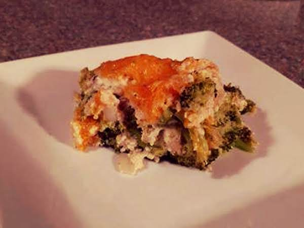 Cheesy Broccoli Casserole Recipe