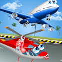 Airplane Builder Factory Games icon