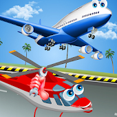 Airplane Builder Factory Games