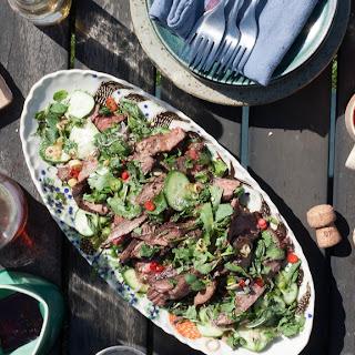 Isaan Steak (Neua Naam Tok)