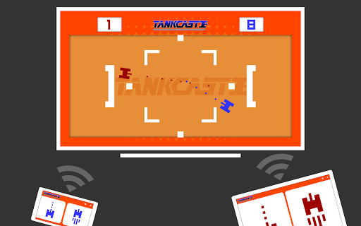 Tankcast - Chromecast Game 1.1.0 screenshots 3