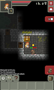 Remixed Dungeon: Pixel Art Roguelike 4