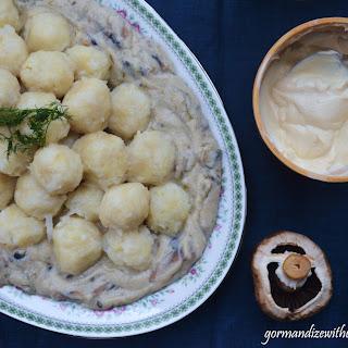 Vegan Potato Dumplings Recipes.