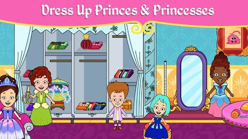 My Tizi Princess Town - Doll House Castle Game 2.0 screenshots 18