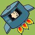 거지키우기 깡통우주선 icon