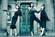 Fashion editorial featuring looks from Max Mara.