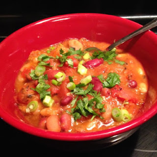 Hearty and Tasty Bean Soup