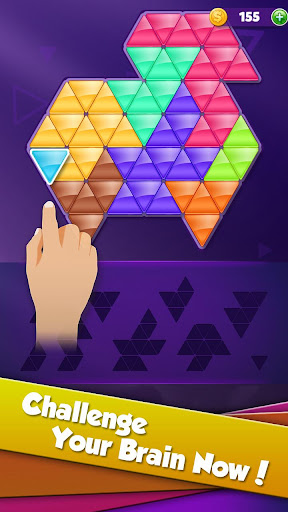 Block! Triangle puzzle: Tangram apktram screenshots 4