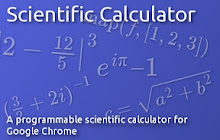 Chrome Web Store - Calculators