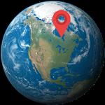 Offline World Map Atlas HD Icon