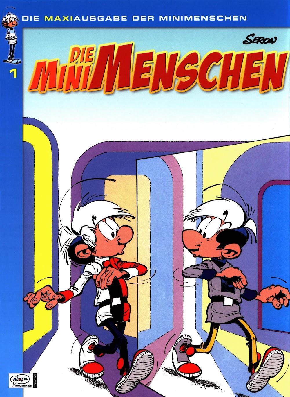Die Minimenschen - Maxiausgabe (2008) - komplett