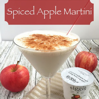 Spiced Apple Martini Recipes