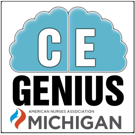 CE Genius Nurses: ANA Michigan