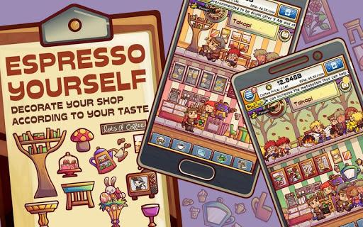 Own Coffee Shop: Idle Game 3.6.1 screenshots 12