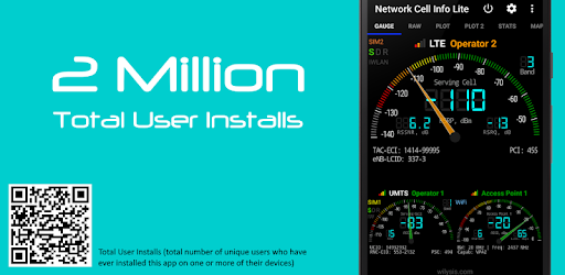 Network Cell Info Lite app (apk) free download for Android/PC/Windows