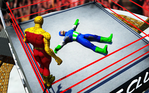 [Download Grand Superheroes Ring Battle for PC] Screenshot 12