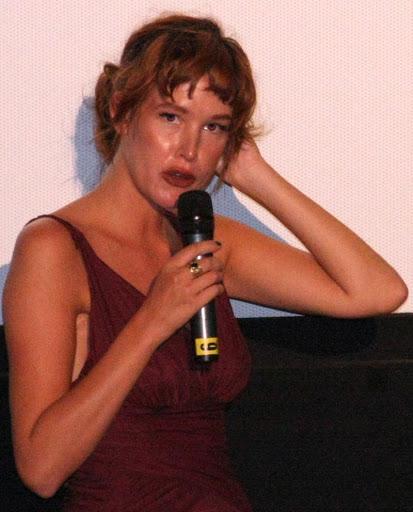 Foto de la actriz Paz de la Huerta