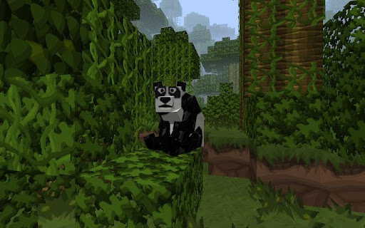 ZOO CRAFT - MCPE Mods Animals - screenshot