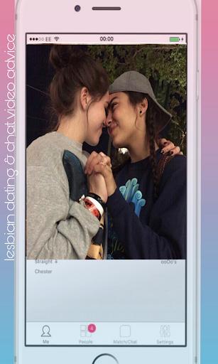 Lesbian dating & chat video advice 1.0 screenshots 4