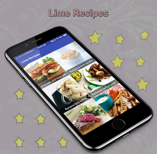 Lime Recipes 1.0 screenshots 5