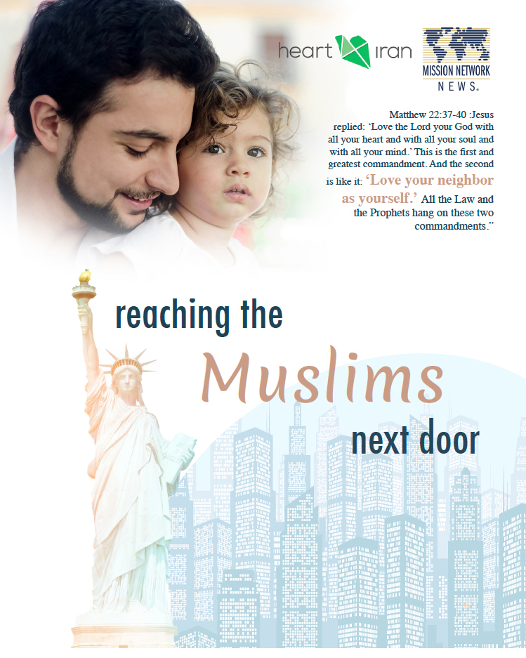 Reaching the Muslims Next Door