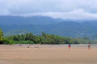 Photo: Marino Ballena NP - where the jungle meets the ocean
