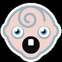 Bubala. Baby activities chart icon