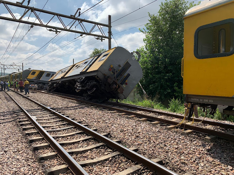 Four people died and 620 others were injured in a train accident in Pretoria on January 8 2019.