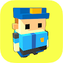 Smashy Cop: Jump the Road icon