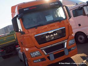 Photo: Heute hatte ich überall Gegenlicht :-(     ----> www.truck-pics.eu