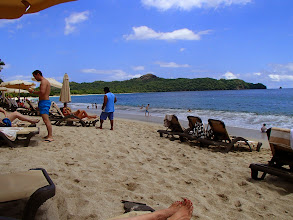 Photo: Playa Conchal - nicest beach in Costa Rica and I believe it!
