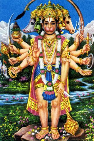Hindi Shri Hanuman Songs